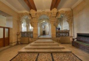 Entrance Hall (Photography: Andrew Midgley)