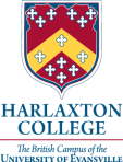 Harlaxton Shield and Title - Colour