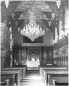 The Jesuit Chapel in the Great Hall