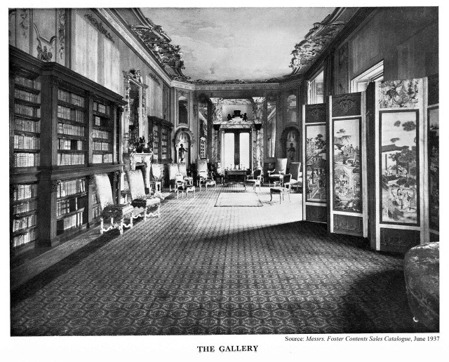 The Long Gallery, 1937