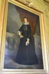 Portrait of Infanta Isabelle Clara Eugenia
