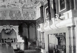 The State Dining Room, Source: Ladies Field, 1906