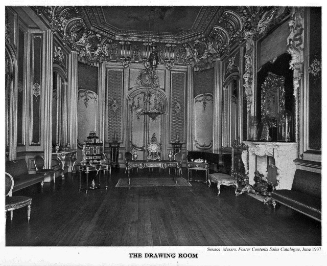 Gold Room, 1937