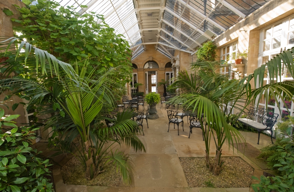 The Conservatory (Photography by Andrew Midgeley)