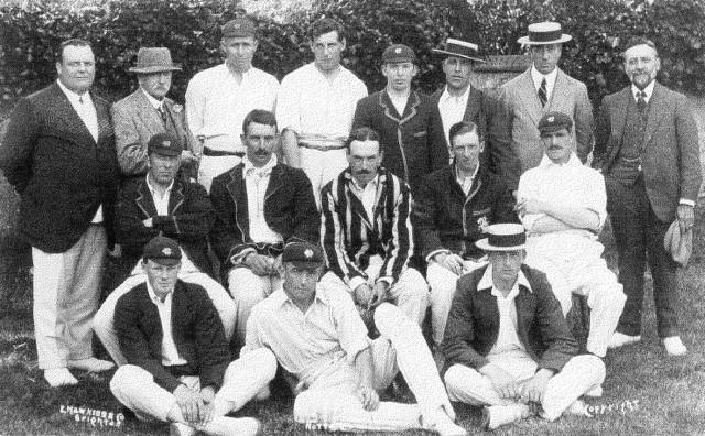 Philip Pearson Gregory 1914