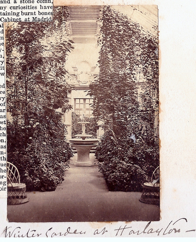 From a Gregory family album, 1855-60.